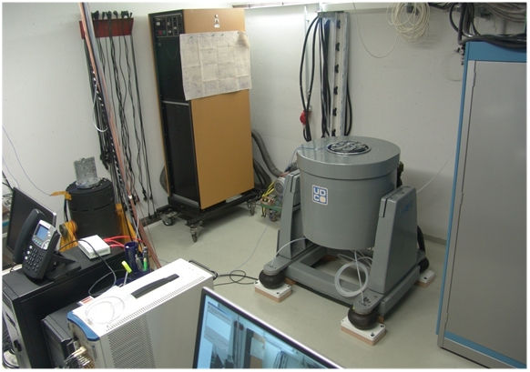 Vibration and Shock Lab