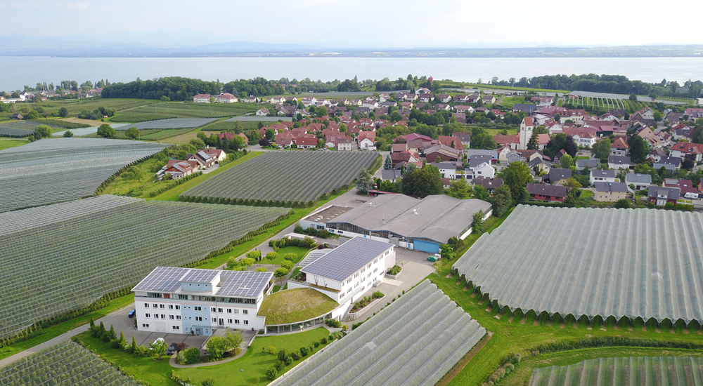 SpaceTech career headquarters at lake constance