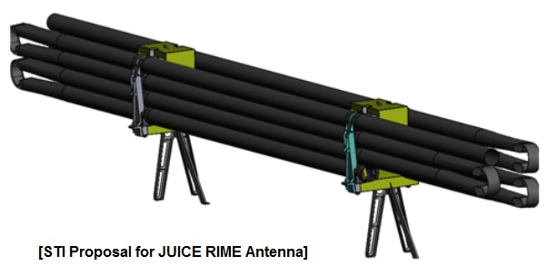 2016 05 23 JUICE RIME Antenna Proposal