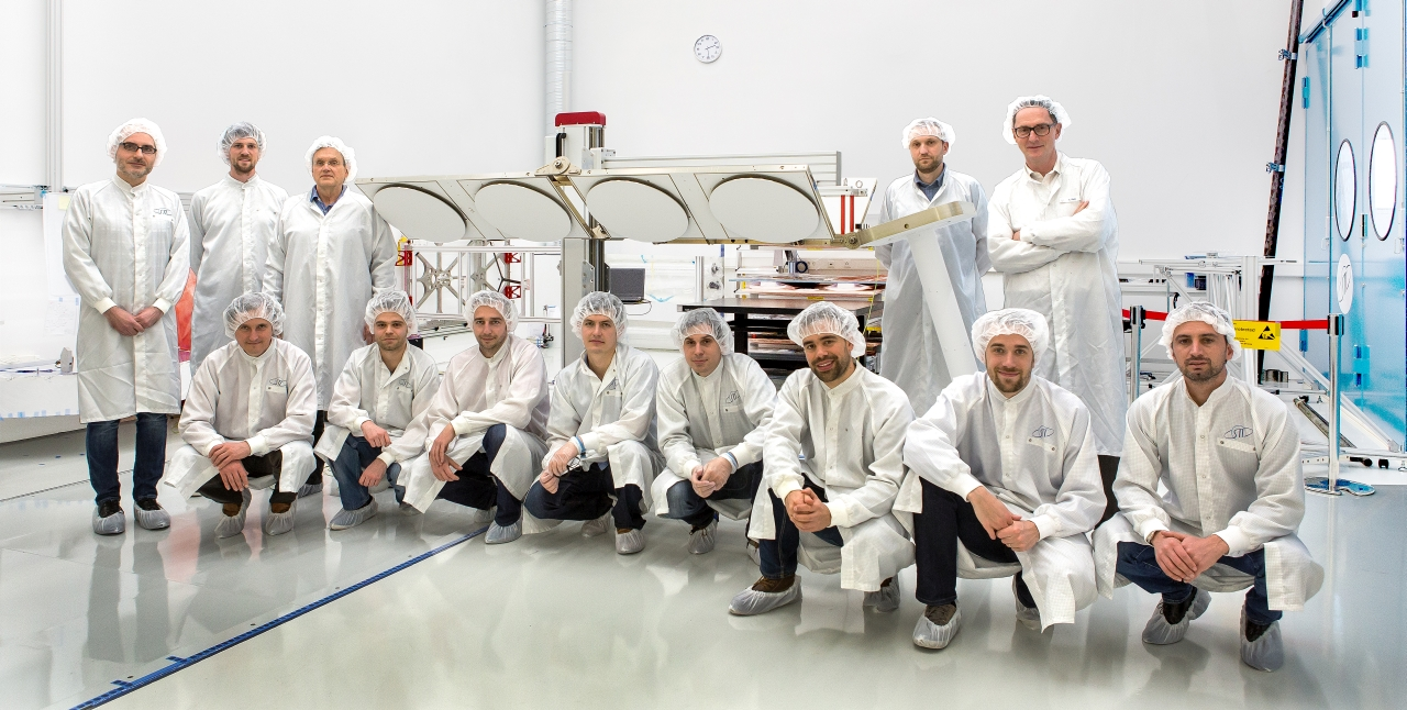 ICARUS Team Cleanroom