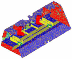 Grace Follow-On Finite Element Model