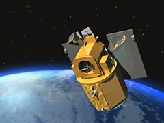 Formosat-5 Satellite Concept (Source NSPO)