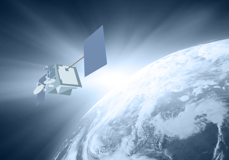 Spacetech deployment mechanism oneweb satellite